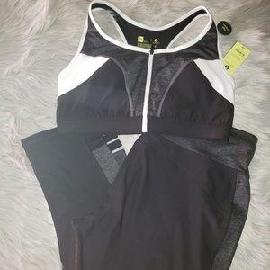 Xersion Athleisure/Exercise Outfit